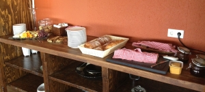 Breakfast Buffet in Hotel Hekla