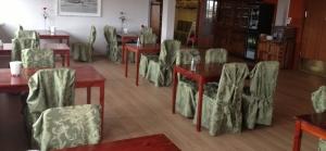 Hotel Hekla's Diningroom